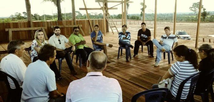 Festa do cacau de Medicilândia (ExpoCacau) é pauta de mais uma reunião junto ao conselho e secretaria municipal de agricultura
