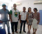 Secretária municipal de agricultura se reúne com Sebrae e Basa para discutir parcerias e linhas de créditos
