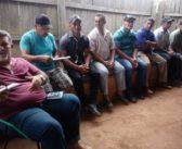 Secretaria municipal de agricultura visita agricultores do km 120 e discute demanda de moradores da comunidade